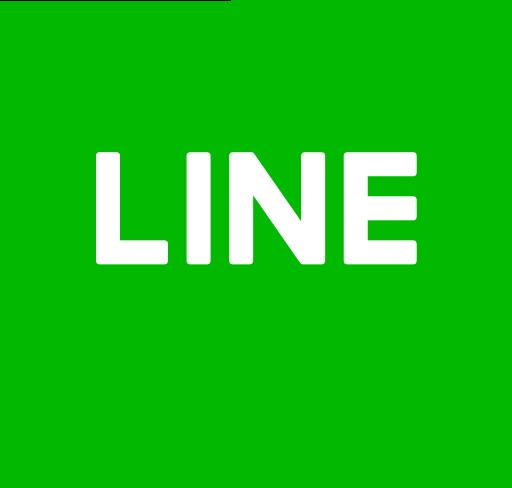 LINEロゴのフラットデザインアイコン | ICONLAB(アイコンラボ)