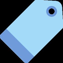 タグのフラットデザインアイコン Iconlab アイコンラボ