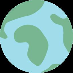 地球のフラットデザインアイコン Iconlab アイコンラボ