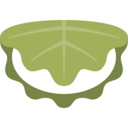 柏餅 かしわもち のフラットデザインアイコン Iconlab アイコンラボ